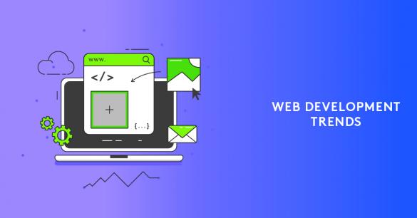web design trands